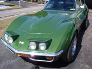 Chevrolet 1972 Chevrolet Corvette Base Coupe 2-Door